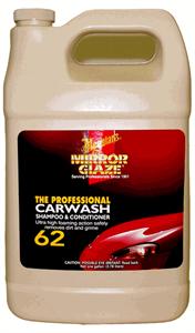 Meguiar's #62 Carwash Shampoo & Conditioner