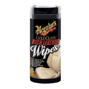 Meguiar's Rich Leather Wipes