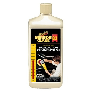 Meguiar's #83 Dual Action Cleaner/Polish
